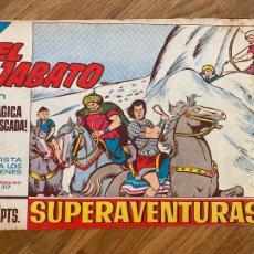 Comics : ¡¡LIQUIDACION TEBEO 1 EURO!! PEDIDO MINIMO 5 EUROS - EL JABATO 317 - ORIGINAL - GCH. Lote 248148310