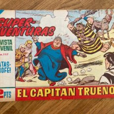 Comics : ¡¡LIQUIDACION TEBEO 1 EURO!! PEDIDO MINIMO 5 EUROS - EL CAPITAN TRUENO 583 - ORIGINAL - GCH. Lote 248149000
