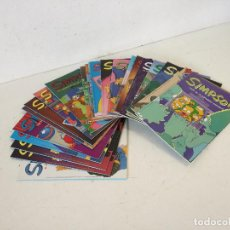 Fumetti: LOTE DE 22 COMICS DE LOS SIMPSONS, BONGO, 1990´S - 2000´S. Lote 248248090