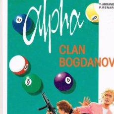 Cómics: ALPHA.EL CLAN BOGDANOV Nº 2. GRIJALBO. Lote 248263650