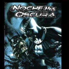 Cómics: GREEN LANTERN : LA NOCHE MAS OSCURA 2 - ECC / DC EDICIÓN XP / TAPA DURA FOSFORESCENTE. Lote 182706422