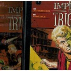 Fumetti: EL IMPERIO DE TRIGAN.TOMOS 1 AL 7.COMPLETA.PLANETA 2010. NUEVOS.. Lote 248591580