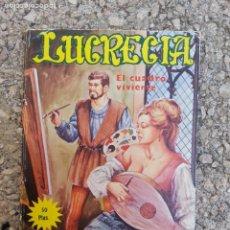 Cómics: EL CUADRO VIVIENTE - LUCRECIA. Lote 248592960
