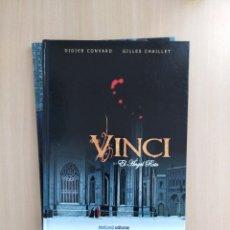 Cómics: VINCI 1-2. DIDIER CONVARD/GILLES CHAILLET. Lote 248678225