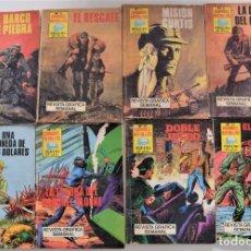 Cómics: 8 COMIC COLECCIÓN GRANDES BATALLAS Nº 3, 4 7, 8, 11, 17, 19 Y 22 - EDITORIAL ANTALBE. Lote 248738910