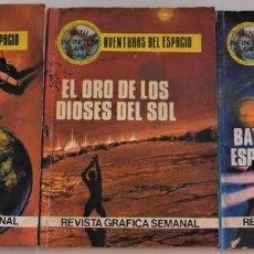 Cómics: 3 COMIC COLECCIÓN MINI INFINITUM Nº 45, 47 Y 48 - PRODUCCIONES EDITORIALES S.A.. Lote 248739155