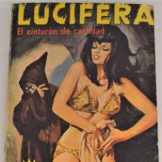 Cómics: LUCIFERA Nº 16 - EL CINTURÓN DE CASTIDAD - EDICIONES ELVIBERIA. Lote 248739590