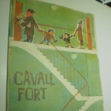 Fumetti: CAVALL FORT Nº 37 (BON ESTAT). Lote 248779210