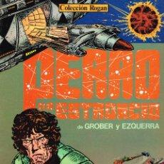 Cómics: PERRO DE ESTRONCIO. DIBUJOS CARLOS EZQUERRA. COLECCIÓN ROGAN. Lote 248826255