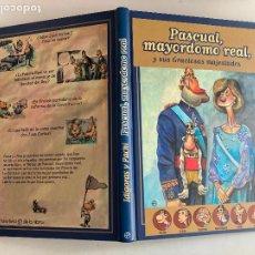 Comics: ¡¡LIQUIDACION!! PEDIDO MINIMO 5 EUROS - PASCUAL, MAYORDOMO REAL - LA ESFERA - GCH. Lote 248981110