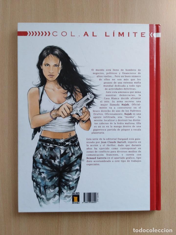 Cómics: INSIDERS INTEGRAL 1-2-3. Bartoll/Garreta. Dolmen Editorial - Foto 5 - 248994325
