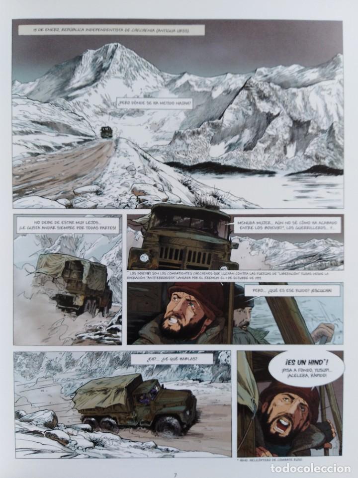 Cómics: INSIDERS INTEGRAL 1-2-3. Bartoll/Garreta. Dolmen Editorial - Foto 7 - 248994325
