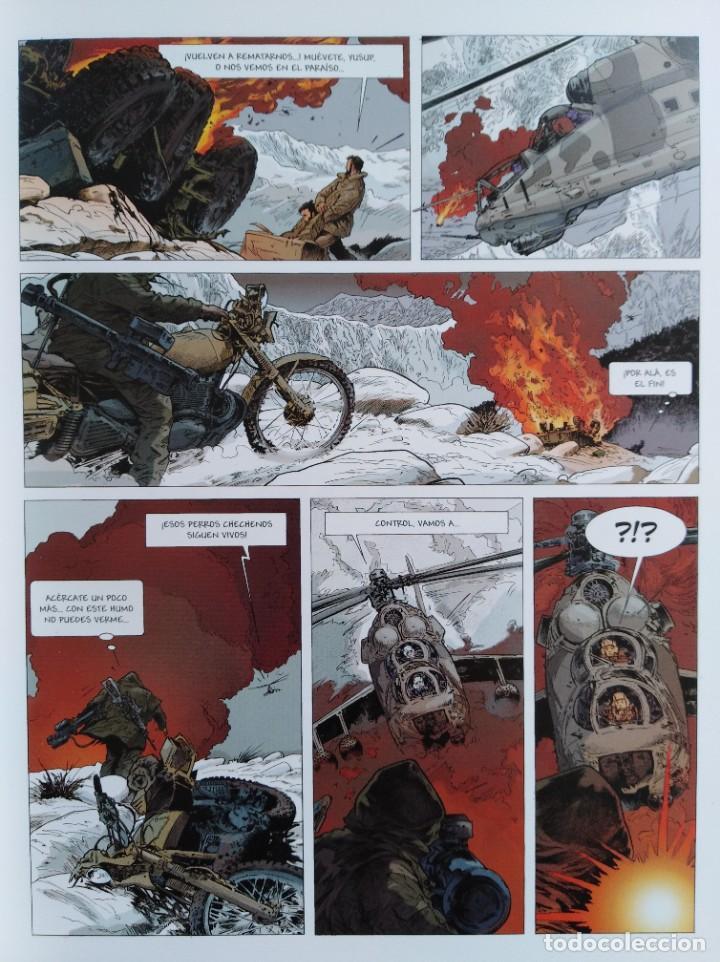 Cómics: INSIDERS INTEGRAL 1-2-3. Bartoll/Garreta. Dolmen Editorial - Foto 8 - 248994325