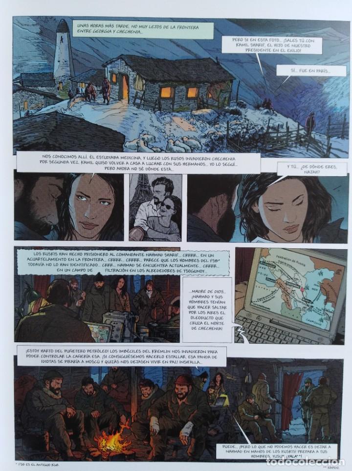 Cómics: INSIDERS INTEGRAL 1-2-3. Bartoll/Garreta. Dolmen Editorial - Foto 9 - 248994325