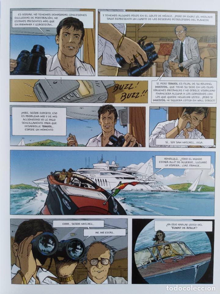 Cómics: INSIDERS INTEGRAL 1-2-3. Bartoll/Garreta. Dolmen Editorial - Foto 10 - 248994325