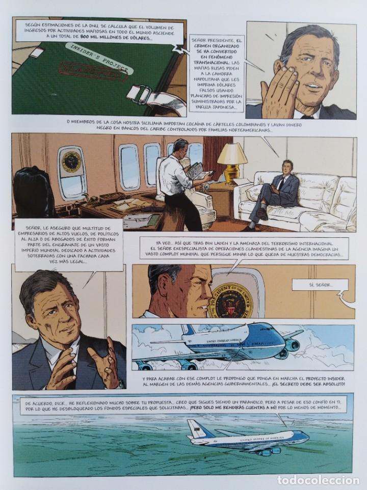Cómics: INSIDERS INTEGRAL 1-2-3. Bartoll/Garreta. Dolmen Editorial - Foto 11 - 248994325
