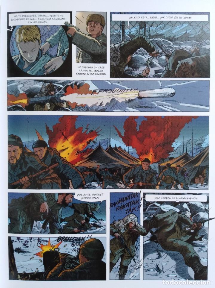 Cómics: INSIDERS INTEGRAL 1-2-3. Bartoll/Garreta. Dolmen Editorial - Foto 12 - 248994325