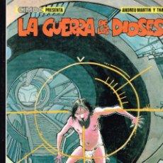 Cómics: LA GUERRA DE LOS DIOSES. THA. COLECCIÓN CIMOC CARTONEE. NORMA EDITORIAL. Lote 249008030