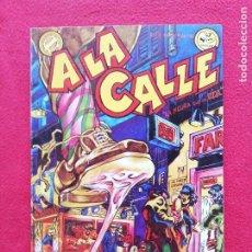 Cómics: A LA CALLE, LOS TEBEOS DEL ROLLO - 1977 - MARISCAL, PAMIES, MAX...- ED.INICIATIVAS EDITORIALES, BCN. Lote 249011935