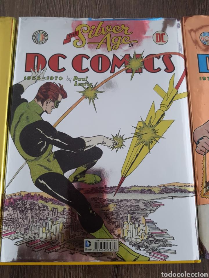 Cómics: DC COMICS TASCHEN XL OVER 400 COLOR GOLDEN, SILVER Y BRONZE AGE. 1935-1984. Tapa dura - Foto 8 - 249166760