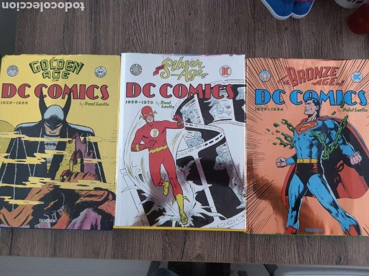 DC COMICS TASCHEN XL OVER 400 COLOR GOLDEN, SILVER Y BRONZE AGE. 1935-1984. TAPA DURA (Tebeos y Comics - Comics Colecciones y Lotes Avanzados)