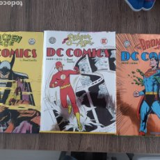 Cómics: COLECCION DC COMIC TASCHE OVER 400 COLOR GOLDEN, SILVER Y BRONZE AGE. 1935-1984. TAPA DURA.. Lote 249166760