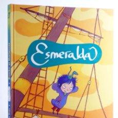 Cómics: ESMERALDA. RUMBO AL HORIZONTE (SARA ROJO) MACMILLAN, 2011. OFRT. Lote 249449375