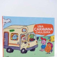 Cómics: VEO, VEO, TEBEO. UNA CARAVANA CHULÍSIMA (MUZO) SM, 2009. OFRT. Lote 249449400