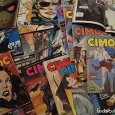 Cómics: GRAN LOTE DE 51 EJEMPLARES CIMOC (VER DESCRIPCIÓN). Lote 249489875