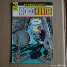 Fumetti: ROBO HUNTER, Nº 3. MC EDICIONES. LITERACOMIC.. Lote 250287185