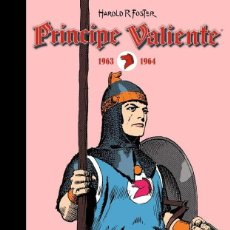 Cómics: PRINCIPE VALIENTE 14 (1963-1964) - DOLMEN / TAPA DURA. Lote 293664818