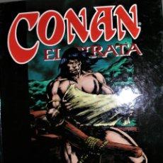"""Cómics: CONAN EL PIRATA TOMO 3 """"EL FILIBUSTERO"""". Lote 251326130"""
