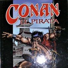 """Cómics: CONAN EL PIRATA TOMO 2 """"MARES DE ORIENTE """". Lote 251335200"""