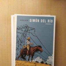 Cómics: SIMÓN DEL RÍO INTEGRAL 1 - 2. AUCLAIR. Lote 252056280