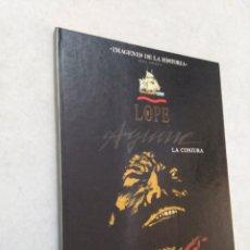 Cómics: LOPE AGUIRRE, LA CONJURA, IMÁGENES DE LA HISTORIA ( CÓMIC ). Lote 252056870
