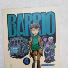 Cómics: BARRIO NÚMERO 4 ( CÓMIC ) GIMÉNEZ, 1 EDICIÓN OCTUBRE 1978. Lote 252060955