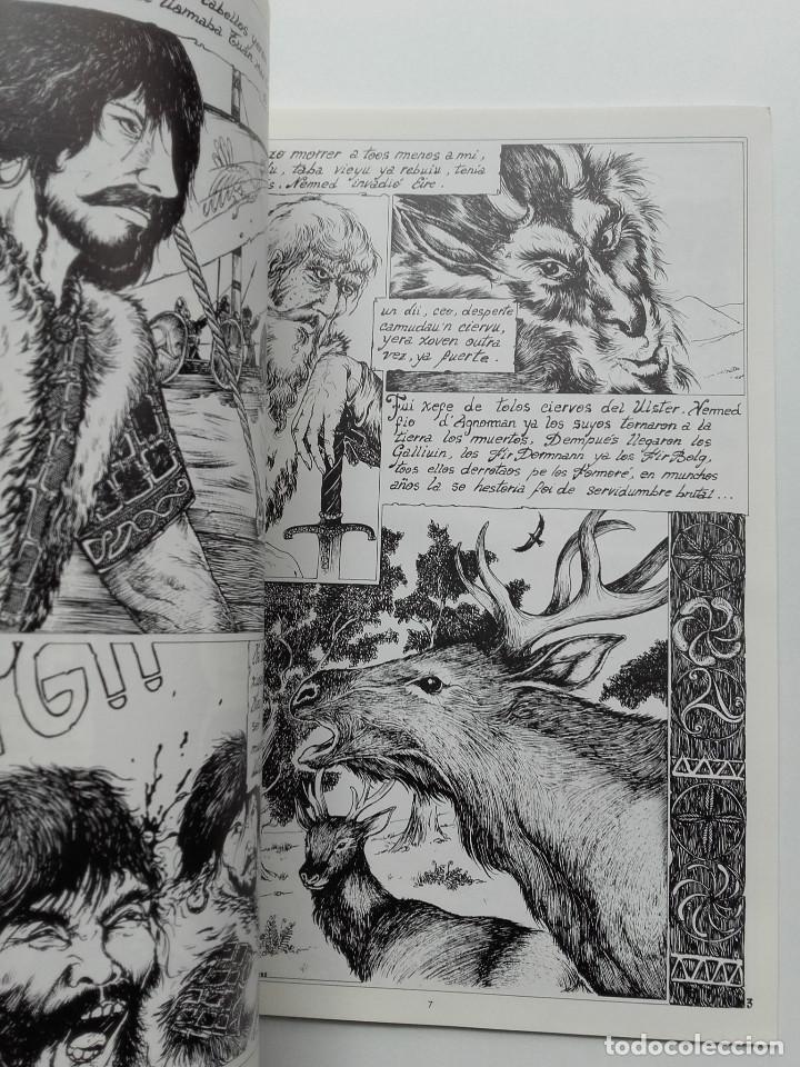 Cómics: EL LLAPICERU 1 - COMIC EN ASTURIANO - CONCEYU BABLE - ASTURIAS - 1988 - Foto 3 - 252062960