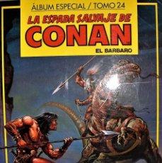 Cómics: CONAN LA ESPADA SALVAJE ÁLBUN ESPECIAL Nº 24. Lote 252259935