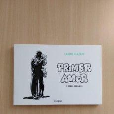 Cómics: PRIMER AMOR Y OTROS ROMANCES. CARLOS GIMÉNEZ. Lote 252302805