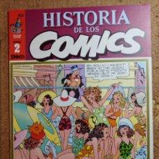 Comics : HISTORIA DEL COMICS Nº 2. Lote 252516715