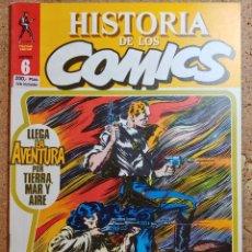 Comics : HISTORIA DEL COMICS Nº 6. Lote 252517620