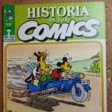 Comics : HISTORIA DEL COMICS Nº 7. Lote 252517705