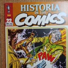 Comics : HISTORIA DEL COMICS Nº 22. Lote 252519860