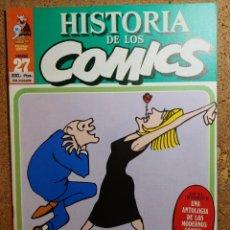 Cómics: HISTORIA DEL COMICS Nº 27. Lote 252520260