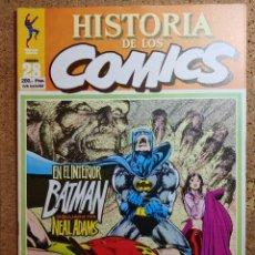 Cómics: HISTORIA DEL COMICS Nº 28. Lote 252520435