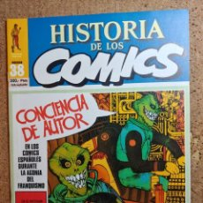 Cómics: HISTORIA DEL COMICS Nº 38. Lote 252521375