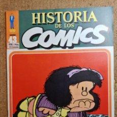 Cómics: HISTORIA DEL COMICS Nº 43. Lote 252521635