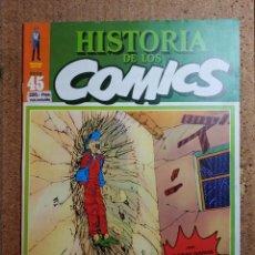 Cómics: HISTORIA DEL COMICS Nº 45. Lote 252521790
