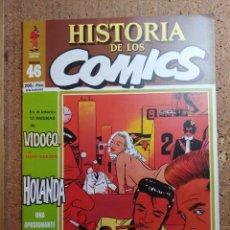 Cómics: HISTORIA DEL COMICS Nº 46. Lote 252521900