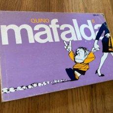 Comics: ¡¡LIQUIDACION COMIC 1 EURO!! PEDIDO MINIMO 5 EUROS - MAFALDA 6 - QUINO - LUMEN - GCH. Lote 252805010